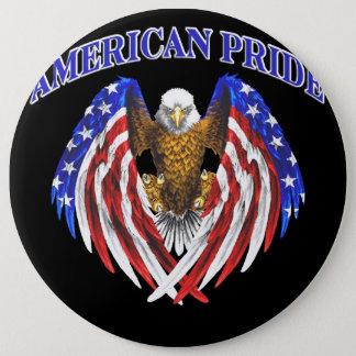 sie american pride runder button 15,3 cm