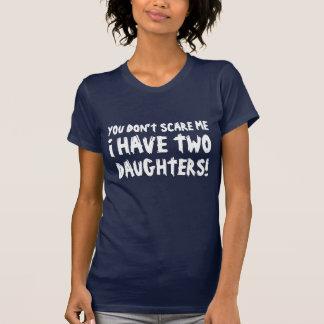 Sie erschrecken mich nicht, den ich das T-Shirt