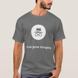 Sie haben gegangenes unbekanntes Google-Chrom T-Shirt
