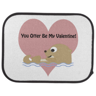 Sie Otter Sind Mein Valentinsgruu0026#223; Automatte