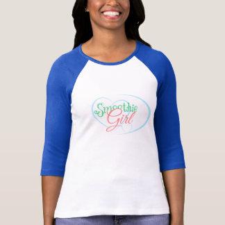 Sie sind ein Smoothie-Mädchen T-Shirt