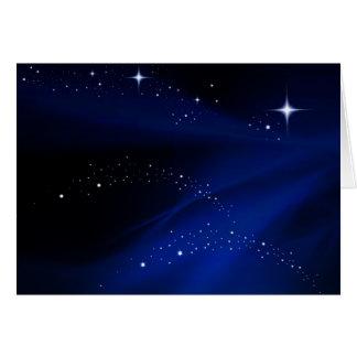 Sie sind mein glänzender Stern Karte
