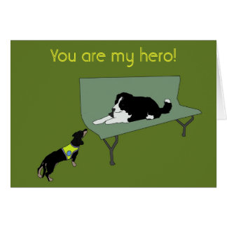 Sie sind mein Held! Karte