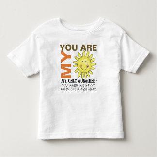 Sie sind mein Sonnenschein Kleinkind T-shirt