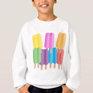 Sieben Eis-Pop Sweatshirt