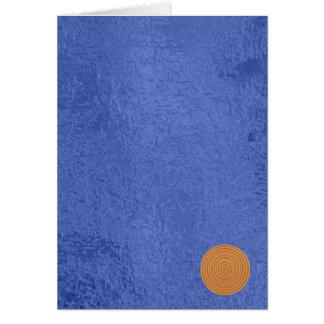 Siegel des GoldArt101 - blaue Karte