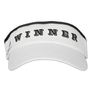 Sieger - weiße Maske Visor