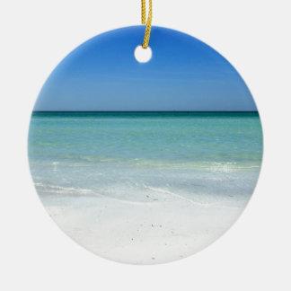 Siesta-Strand-Golf-Küste Keramik Ornament