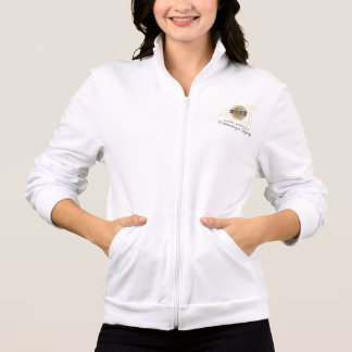 Sigma-Gamma NU 45. Anniv. Mode-Jacke (weiß)