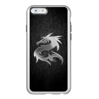Silberner Drache Incipio Feather® Shine iPhone 6 Hülle