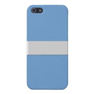 Silbernes Leben, das Band rettet Schutzhülle Fürs iPhone 5