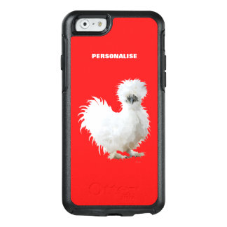 Silkie Huhn OtterBox iPhone 6/6s Hülle