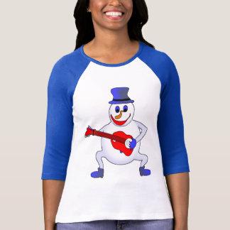Simon der Schneemann T-Shirt
