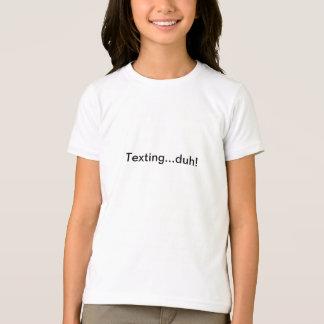 Simsen Sie… duh! T-Shirt