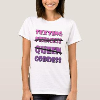Simsen Sie Göttin T-Shirt