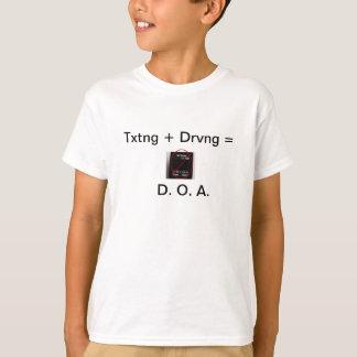 Simsen Sie plus das Fahren der Gleichgestellter T-Shirt