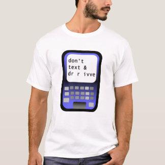simsen Sie und Fahren T-Shirt