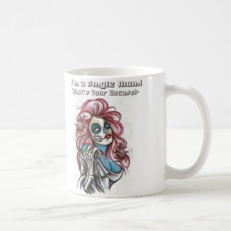 Single-Mama-Tasse Kaffeetasse