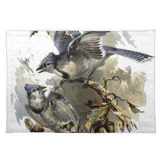 Singvögel Tischset