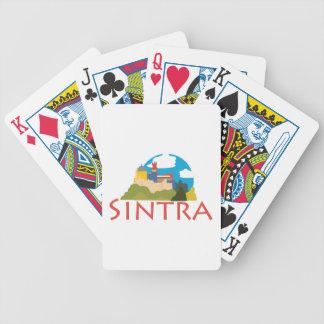 Sintra Bicycle Spielkarten