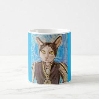 Sir Treasure die Müllcontainer-Diva Kaffeetasse