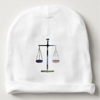Skala von Gerechtigkeit Babymütze