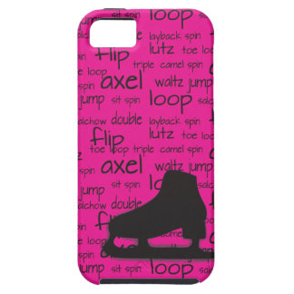 Skaten-Ausdrücke mit Skate iPhone Fall iPhone 5 Case