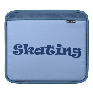 Skaten iPad Sleeve