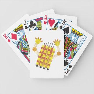 Skaten-Seifen-Spielkarten Bicycle Spielkarten