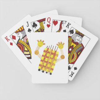 Skaten-Seifen-Spielkarten Spielkarten