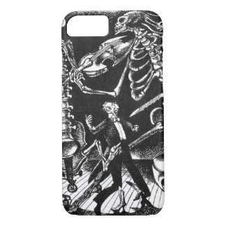 Skeleton Stau-Band iPhone 8/7 Hülle