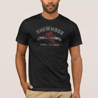 Ski Snowmass Colorado USA T-Shirt