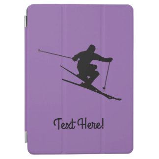 Skifahrer iPad Air Hülle