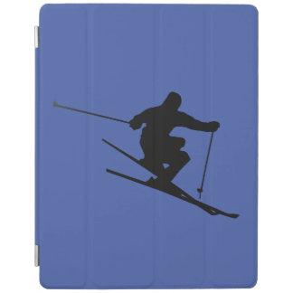 Skifahrer iPad Hülle