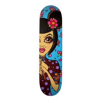 Skinderella Skate-Plattform Individuelles Skateboard