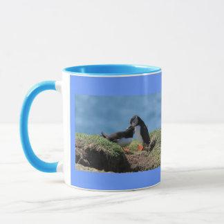 Skomer Insel-Papageientaucher Tasse