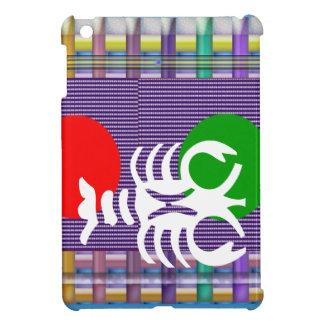 SKORPION Tierkreis-Astrologie Jyotish Symbole iPad Mini Schale