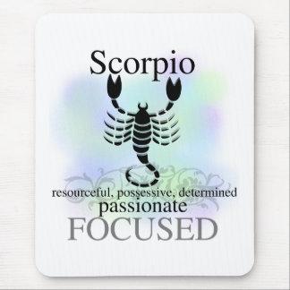 Skorpion über Sie Mauspads