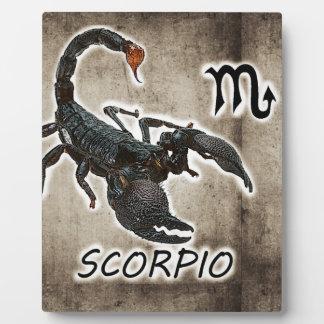 Skorpionsastrologie 2017 fotoplatte