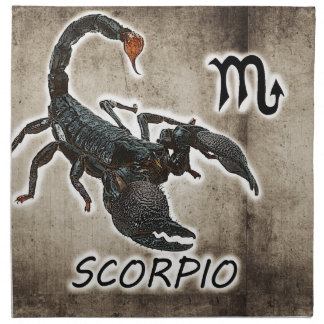 Skorpionsastrologie 2017 serviette