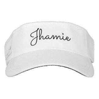 Skript personalisiert visor