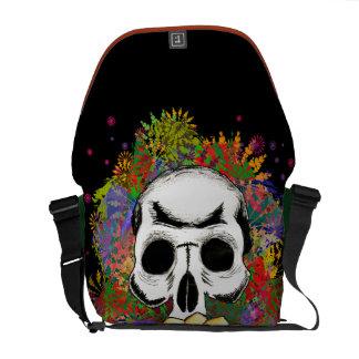 Skull Bag Kurier Tasche