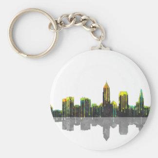 Skyline Clevelands Ohio Schlüsselanhänger