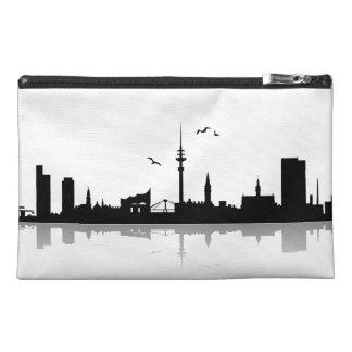 Skyline Hamburg Reisekulturtasche