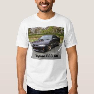 Skyline R33 Gtr Shirt