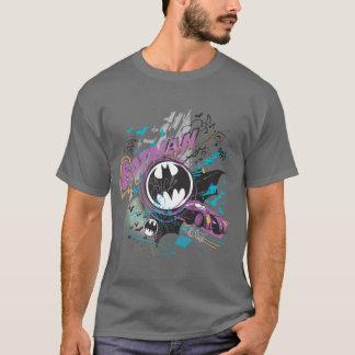 Skyline-Skizze Batmans Gotham T-Shirt