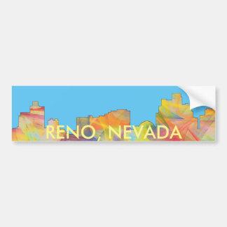SKYLINE WB1 RENO, NEVADA - AUTOAUFKLEBER