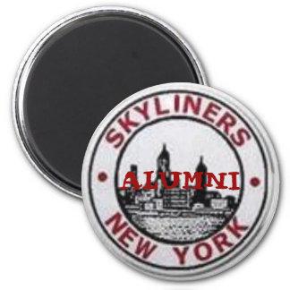 Skyliners Schüler-Magneten Runder Magnet 5,1 Cm