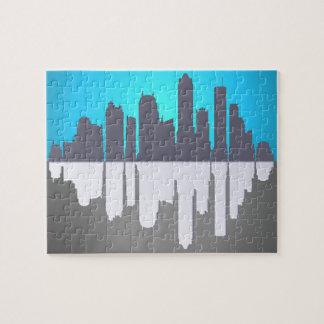 Skylinezusammenfassung Puzzle
