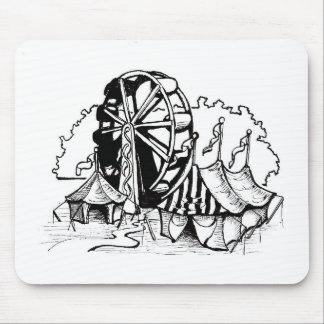 Skywheel Desgin Mousepads